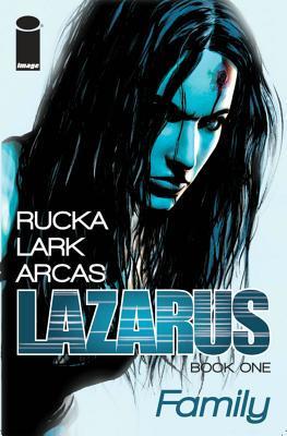 Lazarus Volume 1 Conditie: Tweedehands, als nieuw Image 1