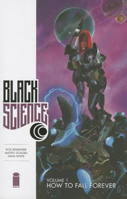 Black Science Volume 1: How to fall forever Conditie: Tweedehands, als nieuw Image 1