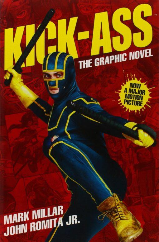 Kick-Ass (Movie Cover) Conditie: Tweedehands, redelijk Titan 1