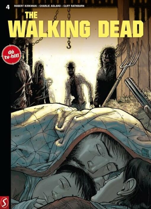 The Walking Dead Deel 04 [NL] Conditie: Tweedehands, goed Silvester Strips 1