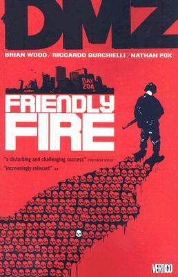 DMZ Volume 4: Friendly Fire Conditie: Tweedehands, goed Vertigo 1