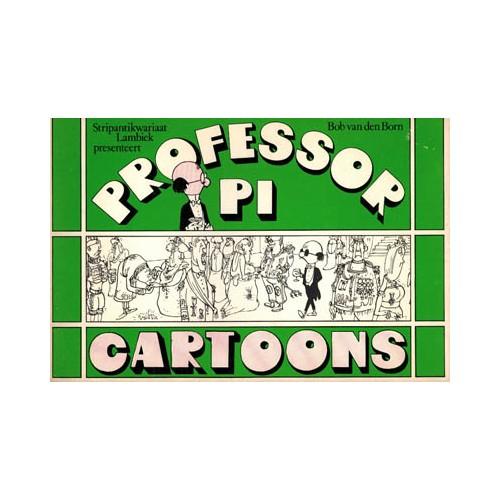 Professor Pi 4 Conditie: Tweedehands, goed Lambiek 1