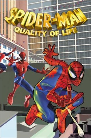 Spider-Man: Quality of Life Conditie: Tweedehands, goed Marvel 1