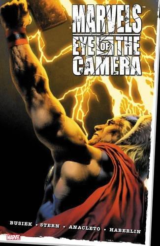 Marvels: Eye of the Camera Conditie: Tweedehands, als nieuw Marvel 1