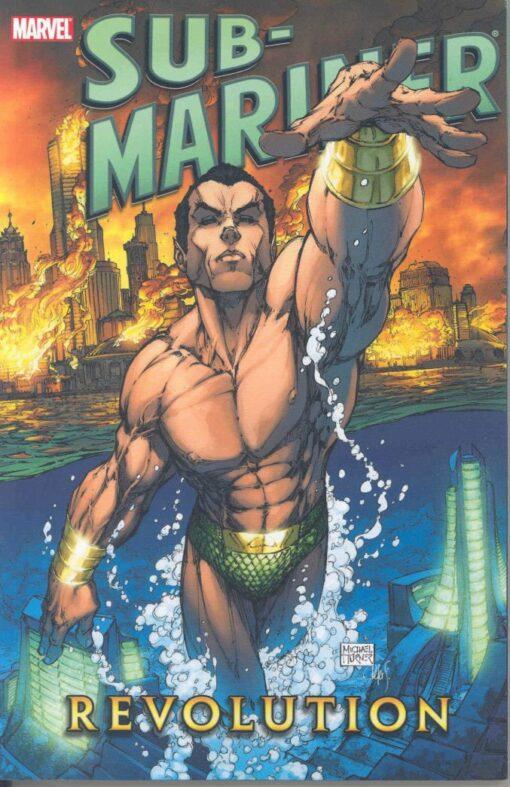 Sub-Mariner: Revolution Conditie: Tweedehands, goed Marvel 1
