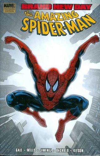 The Amazing Spider-Man: Brand new day [HC] Conditie: Tweedehands, als nieuw Marvel 1