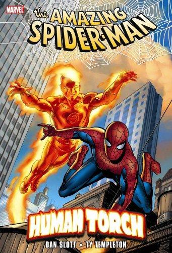 Spider-Man & The Human Torch [HC] Conditie: Tweedehands, als nieuw Marvel 1