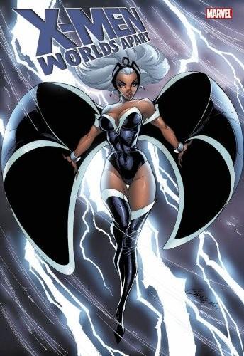 X-Men: Worlds Apart [HC] Conditie: Tweedehands, als nieuw Marvel 1