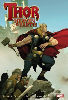 Thor: Heaven & Earth [HC] Conditie: Tweedehands, als nieuw Marvel 1