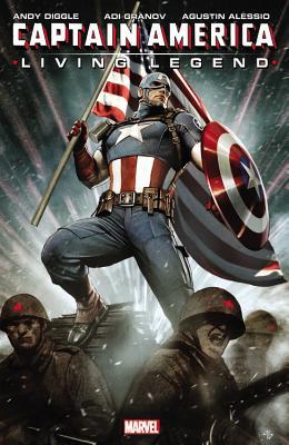 Captain America: Living Legend Conditie: Tweedehands, als nieuw Marvel 1