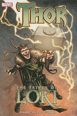Thor: The Trials of Loki [HC] Conditie: Tweedehands, als nieuw Marvel 1