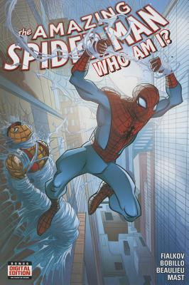 Amazing Spider-Man: Who Am I? [HC] Conditie: Tweedehands, als nieuw Marvel 1