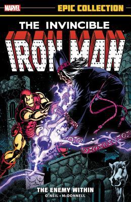 Iron Man Epic Collection: The Enemy Within Conditie: Tweedehands, als nieuw Marvel 1