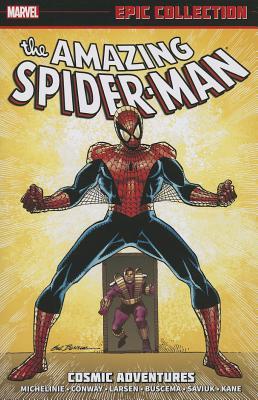 Amazing Spider-Man Epic Collection: Cosmic Adventures Conditie: Tweedehands, als nieuw Marvel 1