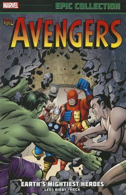 Avengers Epic Collection: Earth's Mightiest Heroes Conditie: Tweedehands, goed Marvel 1