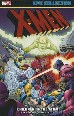 X-Men Epic Collection: Children of the Atom Conditie: Tweedehands, als nieuw Marvel 1