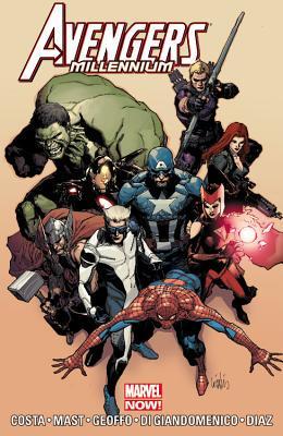 Avengers: Millennium Conditie: Tweedehands, goed Marvel 1