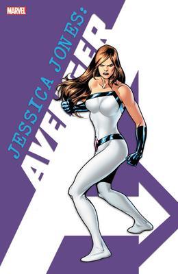 Jessica Jones: Avenger Conditie: Tweedehands, redelijk - kleine beschadiging aan kaft Marvel 1