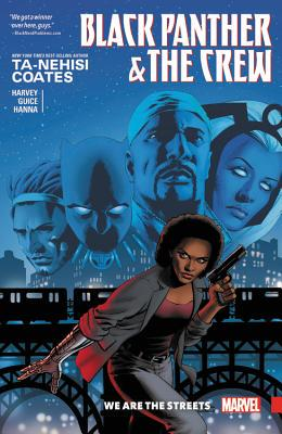 Black Panther & the Crew: We Are the Streets Conditie: Nieuw Marvel 1