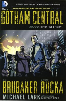 Gotham Central Book 1: In the Line of Duty Conditie: Nieuw DC 1