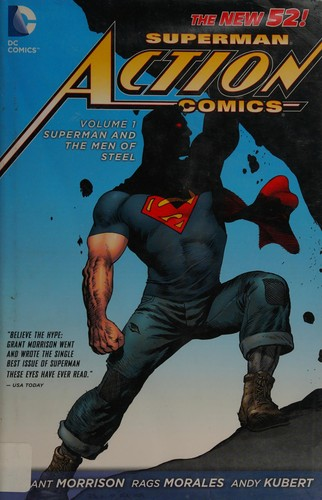Superman: Action Comics Vol. 1: Superman and the Men of Steel [HC] Conditie: Tweedehands, als nieuw DC 1