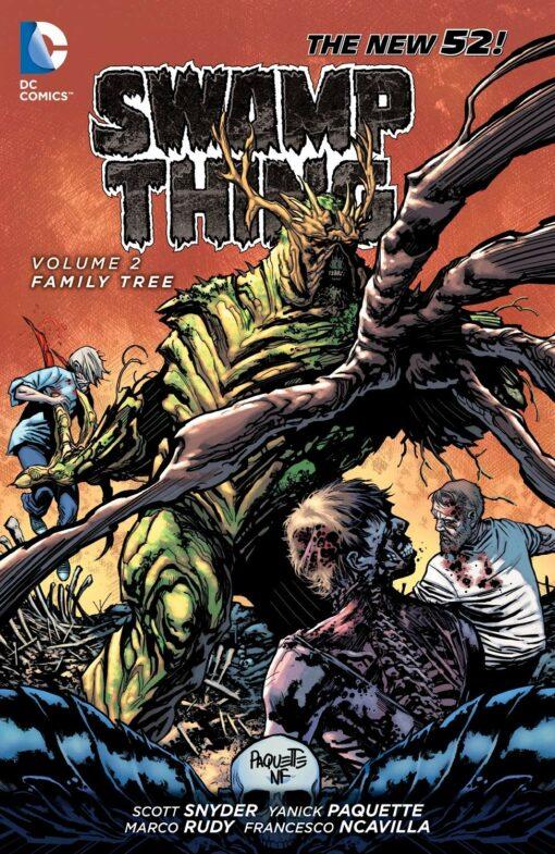 Swamp Thing Vol. 2: Family Tree Conditie: Tweedehands, als nieuw DC 1