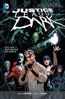 Justice League Dark Vol. 2: The Books of Magic Conditie: Tweedehands, als nieuw DC 1