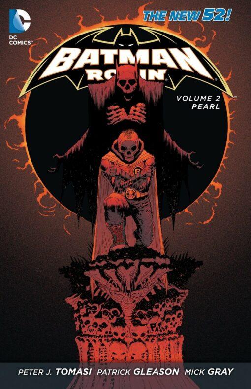 Batman and Robin Vol. 2: Pearl [HC] Conditie: Tweedehands, als nieuw DC 1
