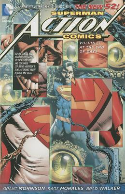 Superman: Action Comics Vol. 3: At the End of Days [HC] Conditie: Tweedehands, als nieuw DC 1