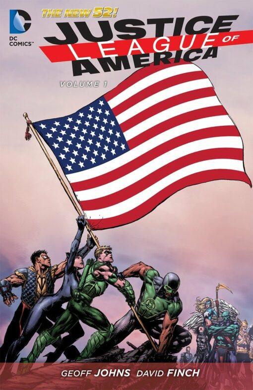 Justice League of America Vol. 1: World's Most Dangerous [HC] Conditie: Tweedehands, als nieuw DC 1