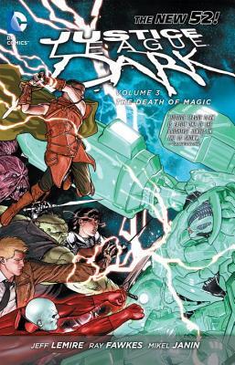 Justice League Dark Vol. 3: The Death of Magic Conditie: Tweedehands, als nieuw DC 1