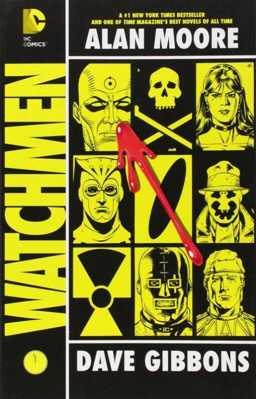 Watchmen Conditie: Nieuw DC 1