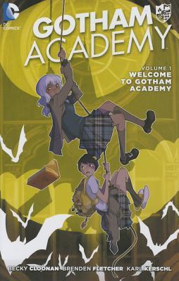 Gotham Academy Vol. 1: Welcome to Gotham Academy Conditie: Tweedehands, als nieuw DC 1