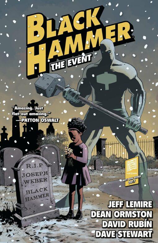 Black Hammer Volume 2: The Event Conditie: Tweedehands, als nieuw Dark Horse 1