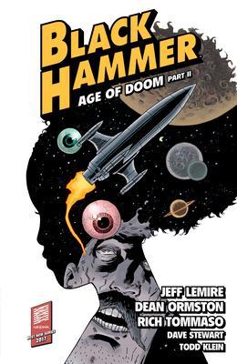Black Hammer Volume 4: Age of Doom Part Two Conditie: Tweedehands, als nieuw Dark Horse 1