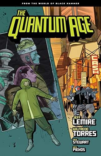 Quantum Age - From the World of Black Hammer Conditie: Tweedehands, als nieuw Dark Horse 1