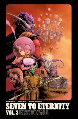 Seven to Eternity Volume 3: The Springs of Zhal Conditie: Tweedehands, als nieuw Image 1