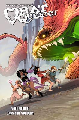 Rat Queens Volume 1: Sass & Sorcery Conditie: Nieuw Image 1