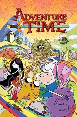 Adventure Time Volume 1 Conditie: Tweedehands, goed Kaboom 1
