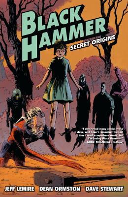 Black Hammer Volume 1: Secret Origins Conditie: Tweedehands, als nieuw Dark Horse 1