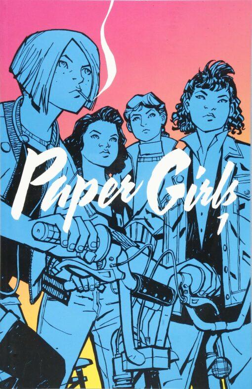 Paper Girls Volume 1 Conditie: Nieuw Image 1