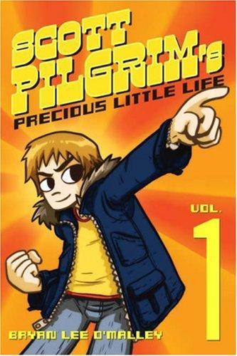 Scott Pilgrim Vol. 1: Precious Little Life Conditie: Nieuw Oni Press 1