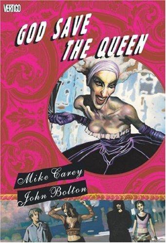 God Save the Queen Conditie: Tweedehands, als nieuw Vertigo 1