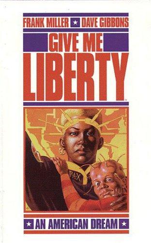 Give Me Liberty Conditie: Tweedehands, redelijk Vertigo 1