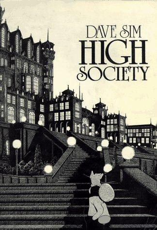 High Society (Cerebus Vol. 2) Conditie: Tweedehands, goed Cerebus 1