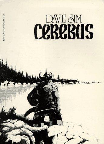Cerebus Vol. 1 Conditie: Tweedehands, redelijk, vouw in voorpagina Cerebus 1