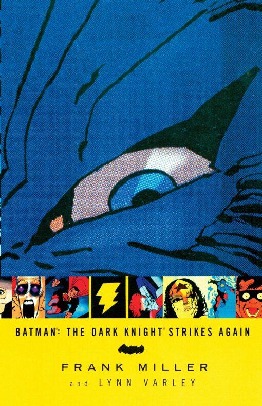 Batman: The Dark Knight Strikes Again Conditie: Tweedehands, als nieuw DC 1
