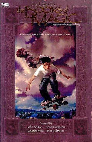 The Books of Magic Conditie: Tweedehands, als nieuw Vertigo 1