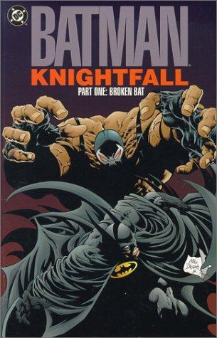 Batman: Knightfall Part 1: Broken Bat Conditie: Tweedehands, goed DC 1
