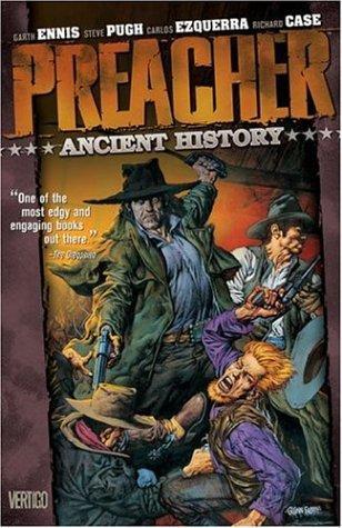Preacher Volume 04: Ancient History Conditie: Tweedehands, als nieuw Vertigo 1